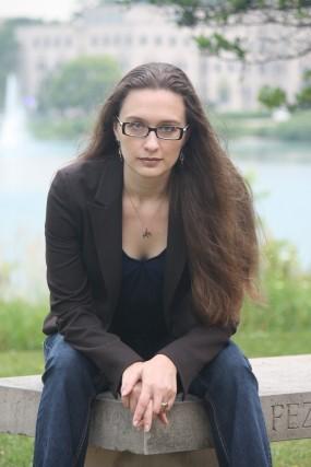 Picture of Abigail Goben taken July 2015